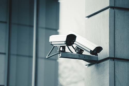 Caméra de surveillance pour particulier